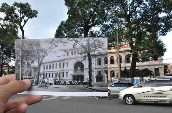 Bưu Điện trung tâm Sài Gòn.2