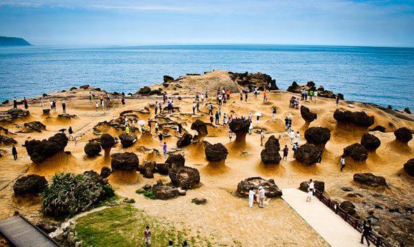 Công viên địa chất Yeliu