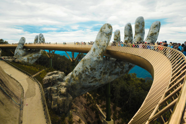 Cầu Vàng, Việt Nam.