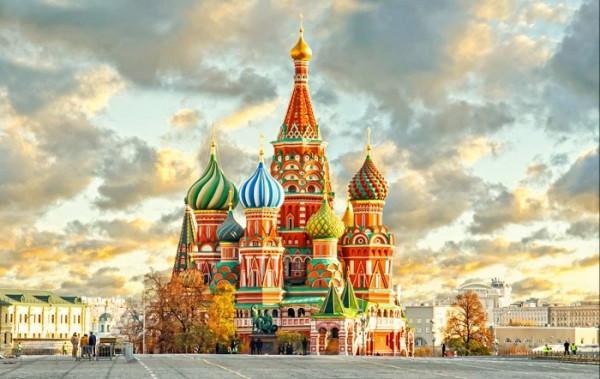 Cung điện Kremlin.