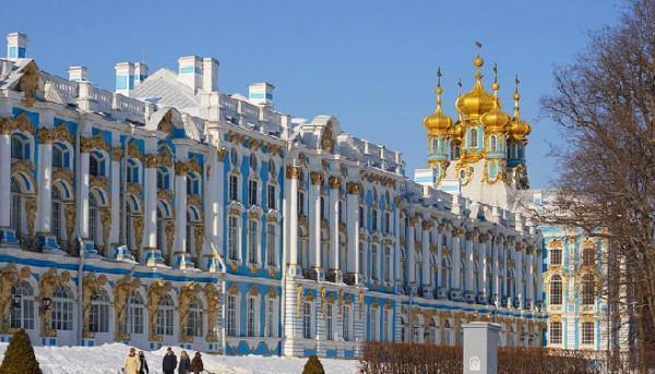Cung điện mùa đông.