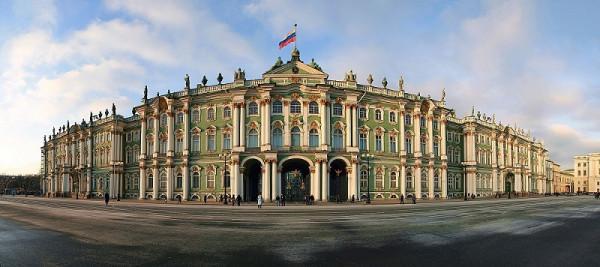 Cung điện mùa đông.2