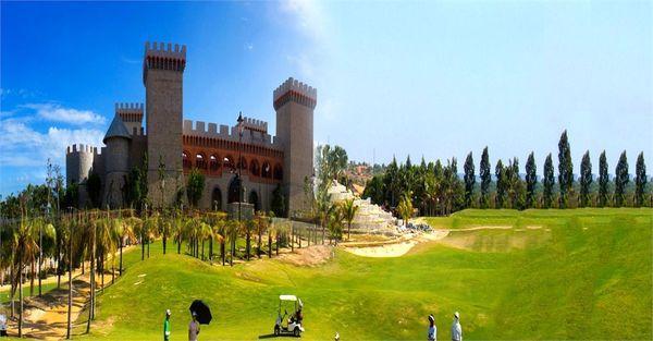 Lâu đài rượu vang Mũi Né - Phan Thiết