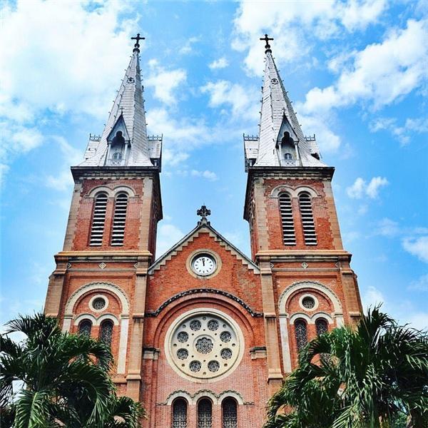 Nhà thờ Đức Bà.2