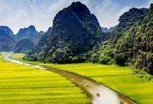 Vé máy bay đi Hà Nội khám phá du lịch Ninh Bình