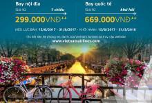 Vietnam Airlines mở bán vé máy bay đi Phú Quốc từ 299.000 đồng