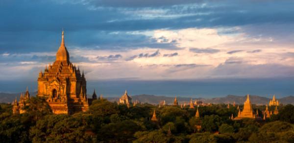 khám phá thành phố cổ Bagan3