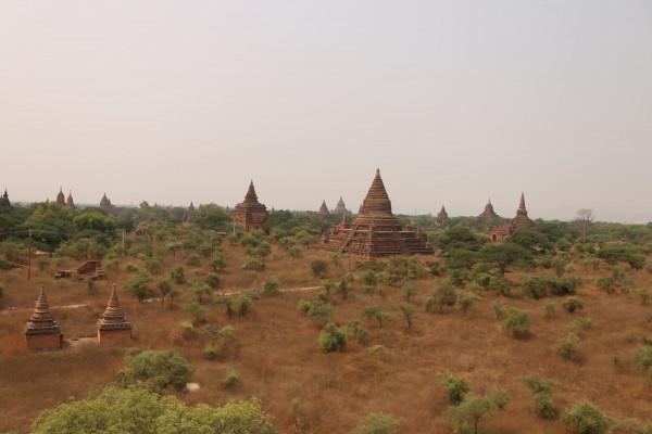 khám phá thành phố cổ Bagan5