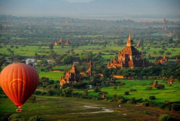 khám phá thành phố cổ Bagan7