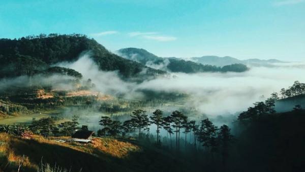 Đà Lạt – phố núi trong sương và lãng mạn