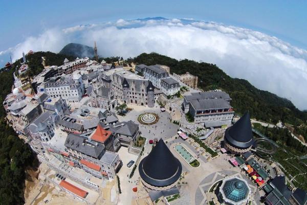 Đà Nẵng – Bà Nà Núi Chúa cảnh đẹp tuyệt vời
