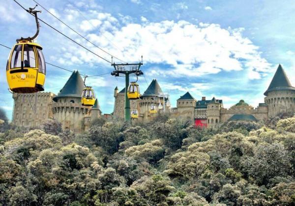 Đà Nẵng – Bà Nà Núi Chúa cảnh đẹp tuyệt vời1