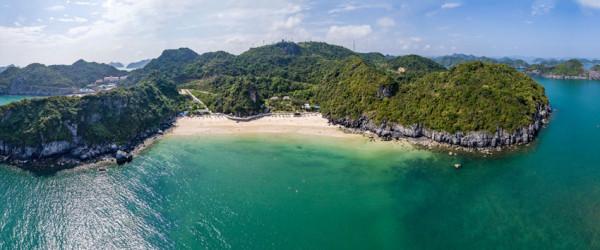 Đảo Cát Bà - Địa điểm tuyệt vời để tránh nóng tuyệt vời