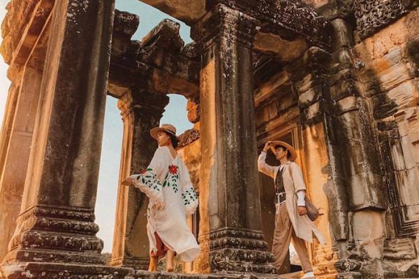 Đền Banteay Chhmar
