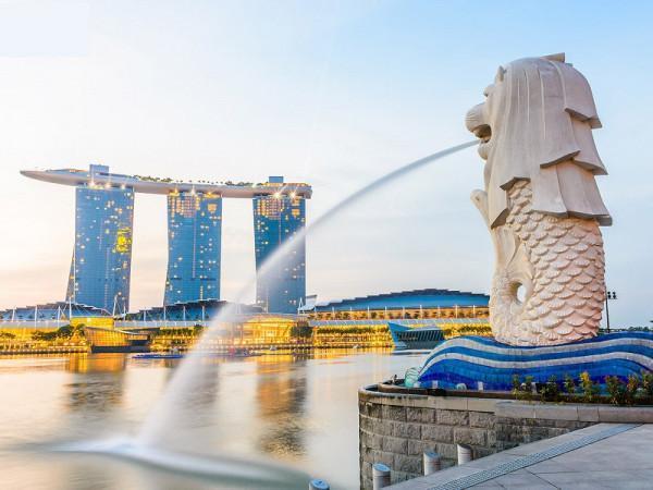 """""""Đảo quốc Sư Tử"""" Singapore"""