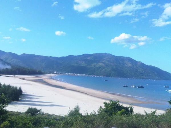 Bãi biển Đại Lãnh1