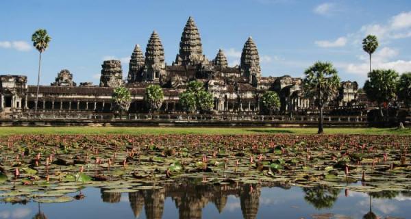 Các đền Angkor Wat