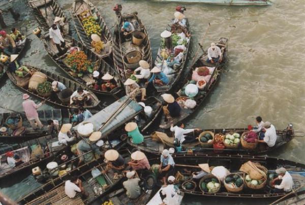 Chợ nổi Ngã Bảy - Phụng Hiệp1