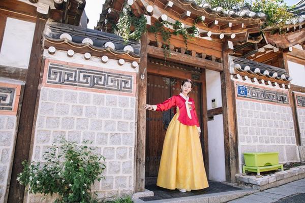 Làng Hanok ở Bukchon3
