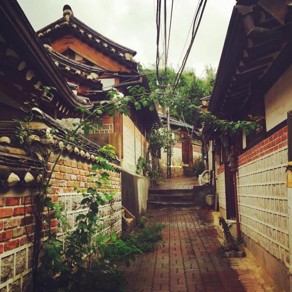 Làng Hanok ở Bukchon7