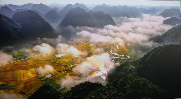 Lang thang mùa vàng tại thung lũng Bắc Sơn