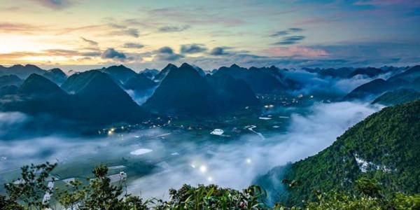 Lang thang mùa vàng tại thung lũng Bắc Sơn5