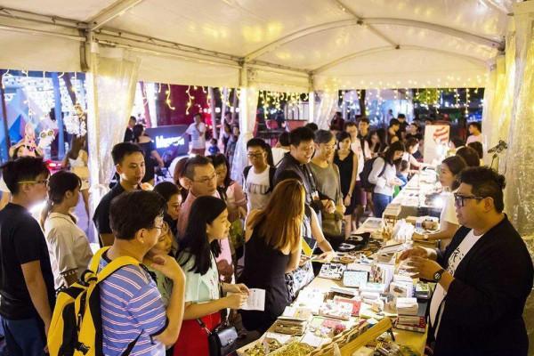 Madd là một trong những chợ trời tốt nhất Singapore,