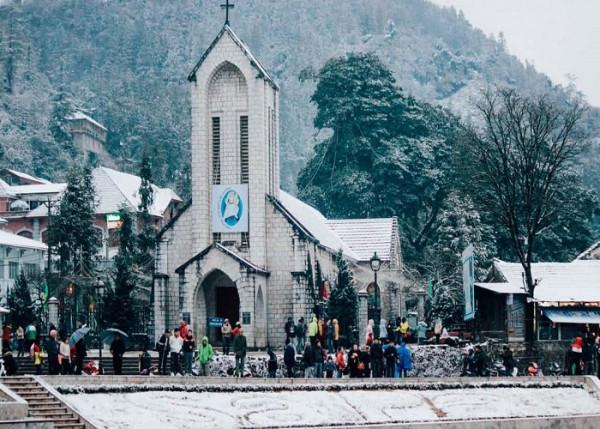 Nhà thờ Đá Sapa2
