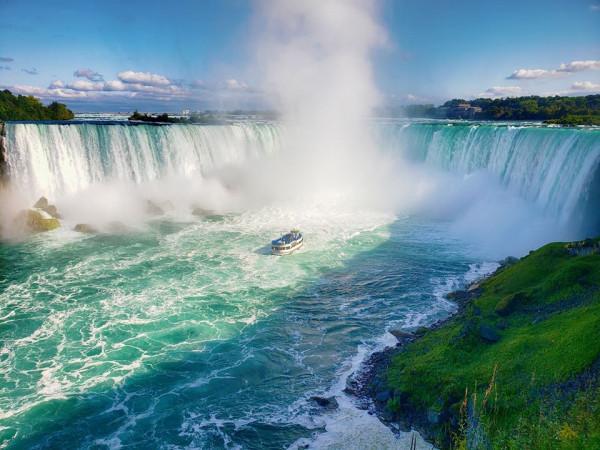 Thác Niagara.
