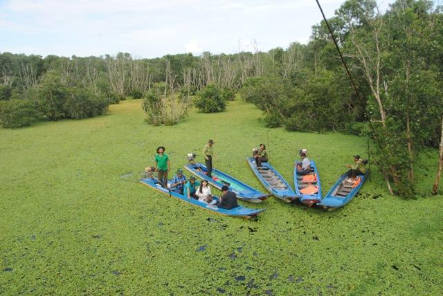 Vườn quốc gia Tràm Chim1