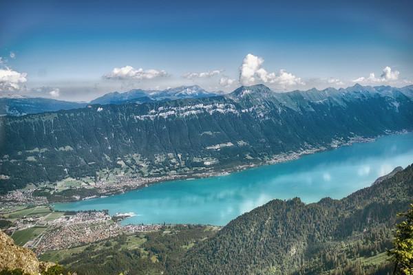 hồBrienz, Thụy Sĩ.