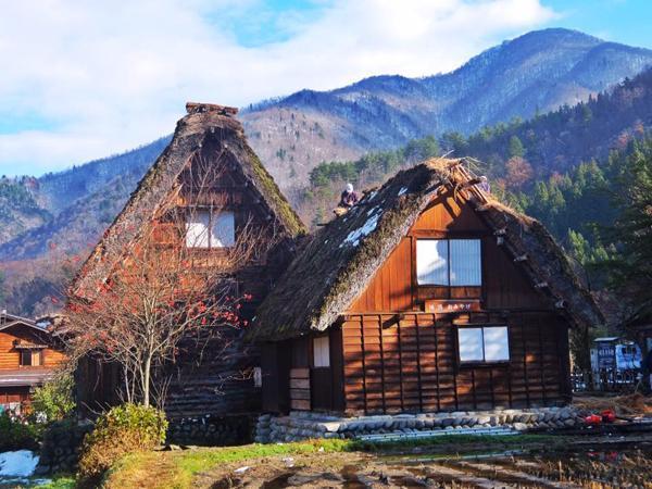 làng cổ Shirakawago, Nhật Bản.5