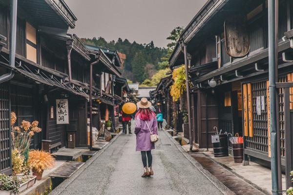 làng cổ Shirakawago, Nhật Bản.8