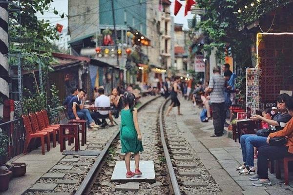 tuyến đường sắt xuyên phố cổ Hà Nội6