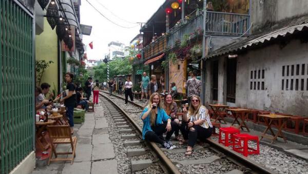 tuyến đường sắt xuyên phố cổ Hà Nội7