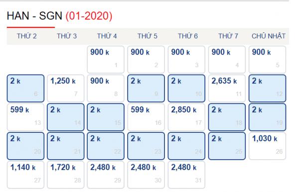 Vé máy bay đi Hà Nội chỉ 2k