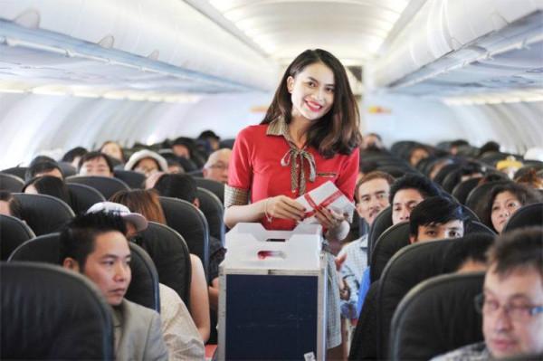 VietJet mở bán 8000 vé 0 đồng đường bay thẳng Ấn Độ