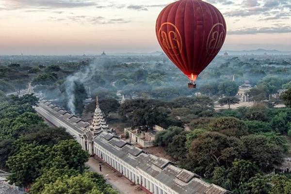 Bagan - một thành phố cổ4