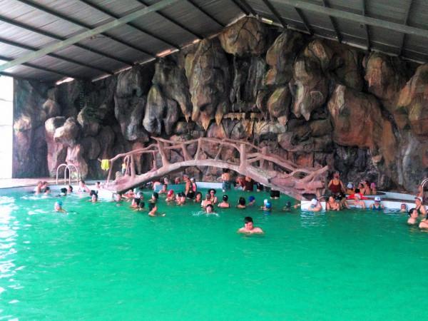 Khu du lịch nước khoáng nóng Thanh Thuỷ
