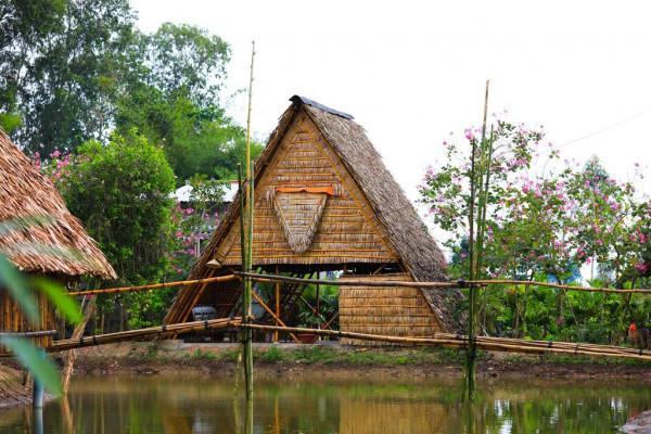 Maison En Bambou Phong – Le Vent
