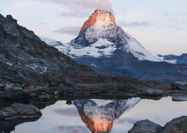 Núi Matterhorn.