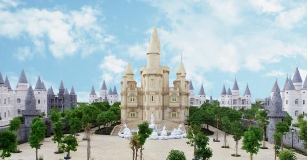 Công viên giải trí Kittyd & Minnied chính thức khai trương