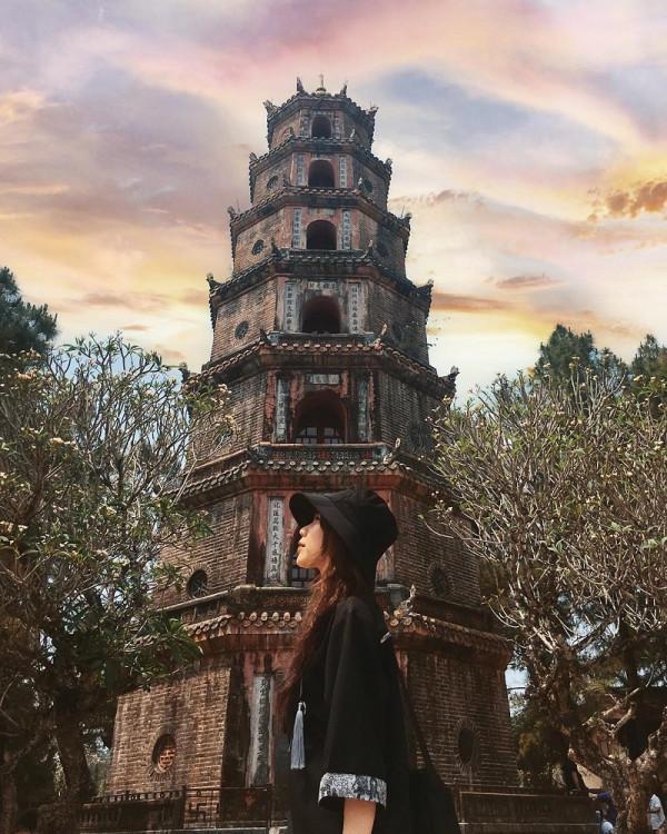 Vãn cảnh chùa Thiên Mụ4