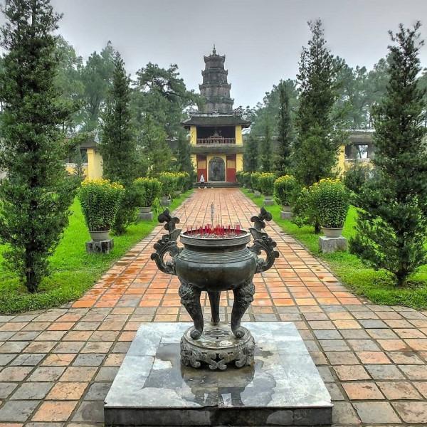 chùa Thiên Mụ Huế2