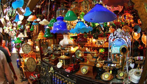 Chợ cuối tuần Chatuchak1