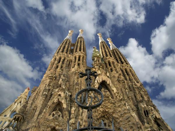 Nhà thờ Sagrada Familia1