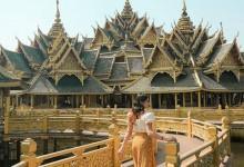 Trải nghiệm Ancient City Thái Lan cùng vé máy bay giá rẻ