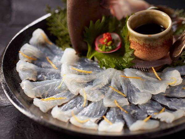 Kawahagi Sashimi1