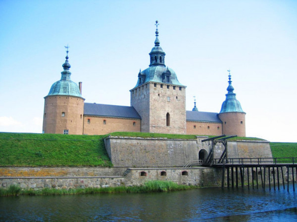 Lâu đài Kalmar2