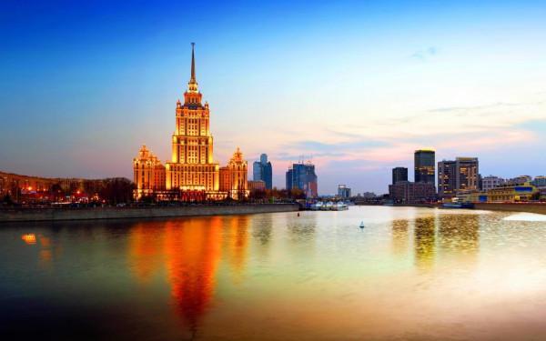 Cùng vé máy bay giá rẻ khám phá du lịch tại Nga
